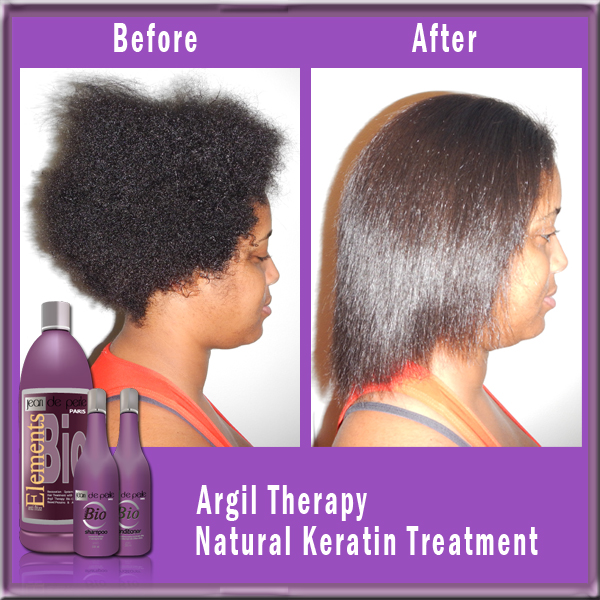 Natural Hair Relaxer For Straight Silky Hair Without
